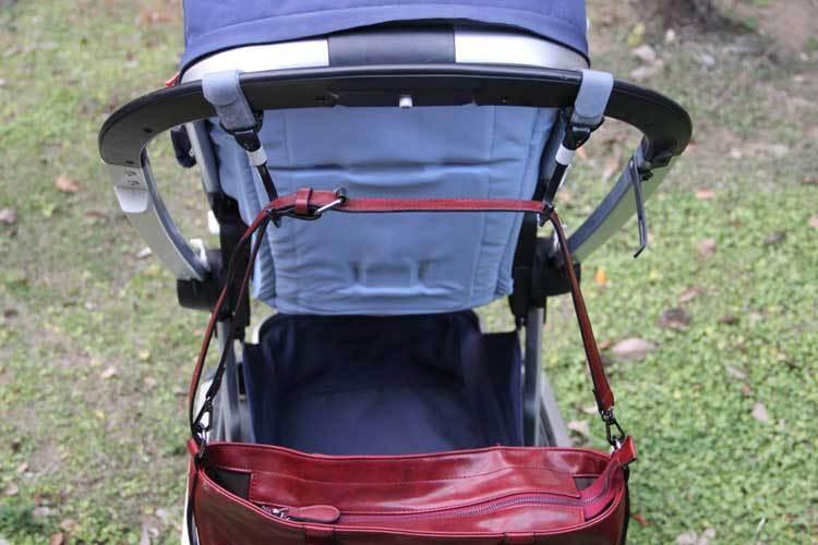 Kinderwagen Taschenhalter Galerie