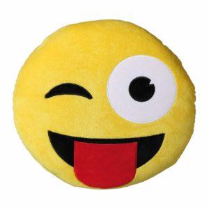 Kissen Emoji