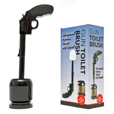 Toilettenbürste Pistole Galerie