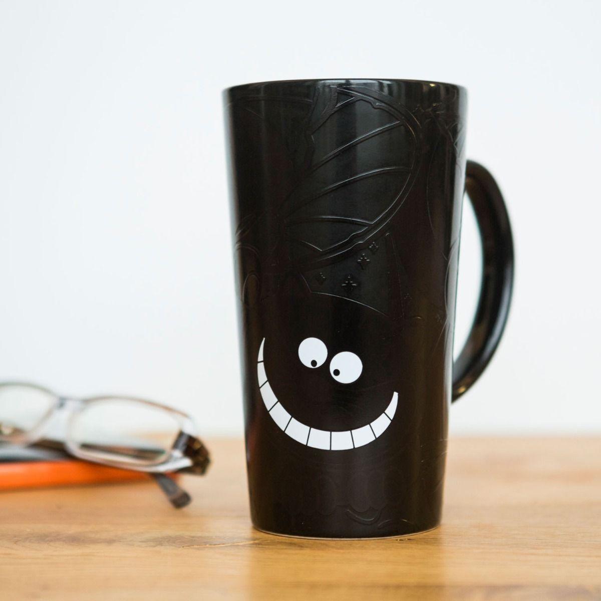 Grinsekatze Kaffeebecher Vorschau