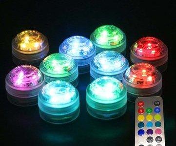 Wasser LEDs Galerie 1