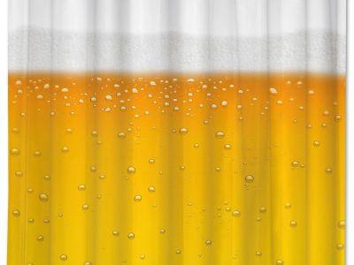 Duschvorhang Bier Vorschau