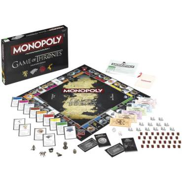 Game of Thrones Monopoly Galerie 1