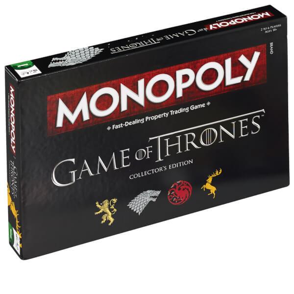 Game of Thrones Monopoly Vorschau