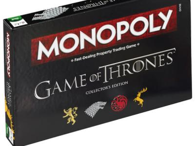 Game of Thrones Monopoly Vorschau