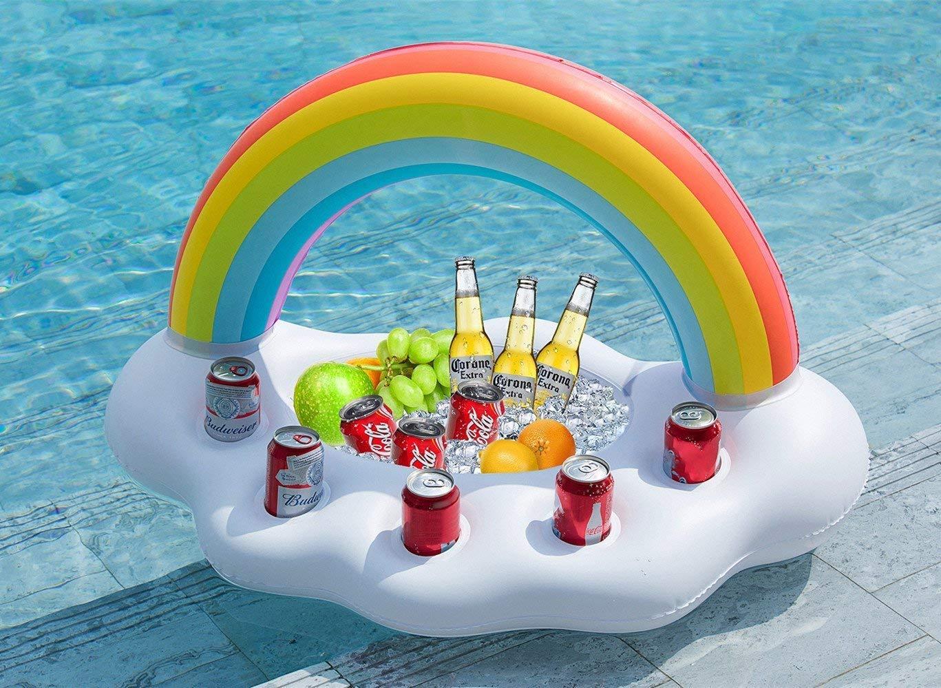 Getränke Regenbogen Vorschau