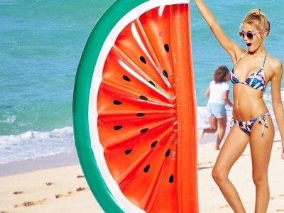 aufblasbare Wassermelone Vorschau