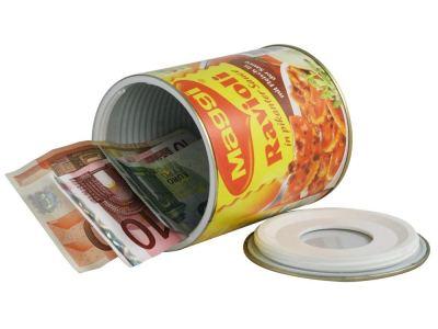 Geldversteck Ravioli Vorschau