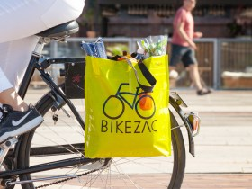 faltbare Fahrradtasche Vorschau
