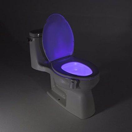 Nachtlicht für die Toilette Galerie 1