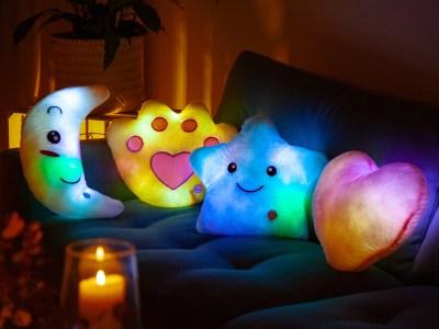 LED Kissen Vorschau