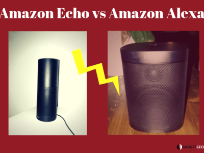 Echo vs Alexa Test Vorschau