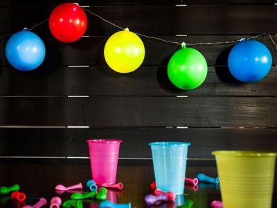 Luftballon Lichterkette Vorschau