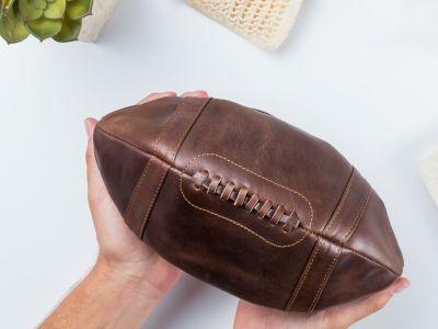 American Football Kulturbeutel Vorschau