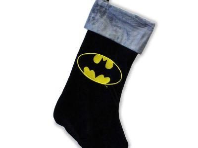 Batman Weihnachtsstrumpf Vorschau