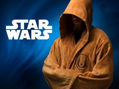 Star Wars Bademantel Vorschau