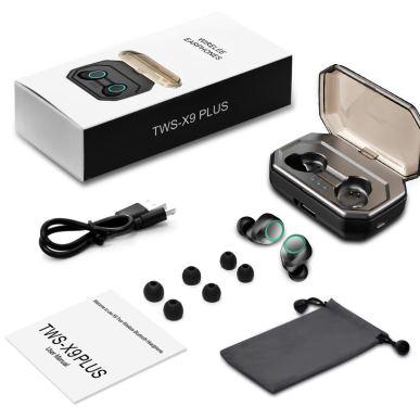 Muzili Bluetooth Kopfhörer Galerie 2