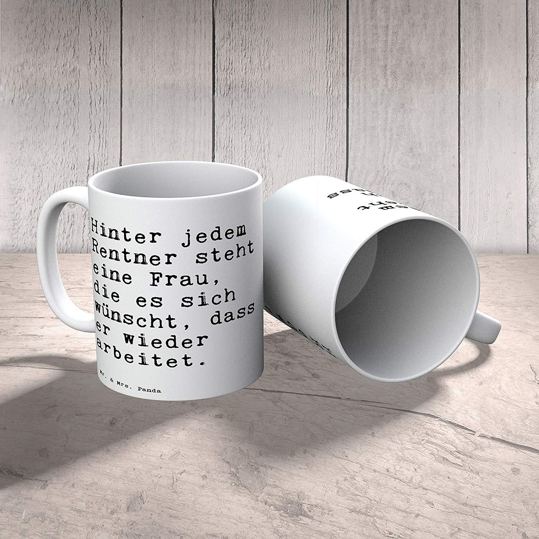 Rentner Tasse Vorschau