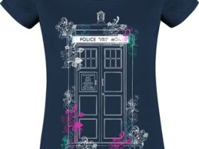 Doctor Who Damenshirt Vorschau