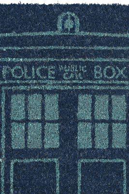 Doctor Who Fußmatte Vorschau