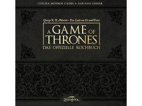 Game of Thrones Kochbuch Vorschau