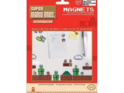 Super Mario Kühlschrank Magnete Vorschau