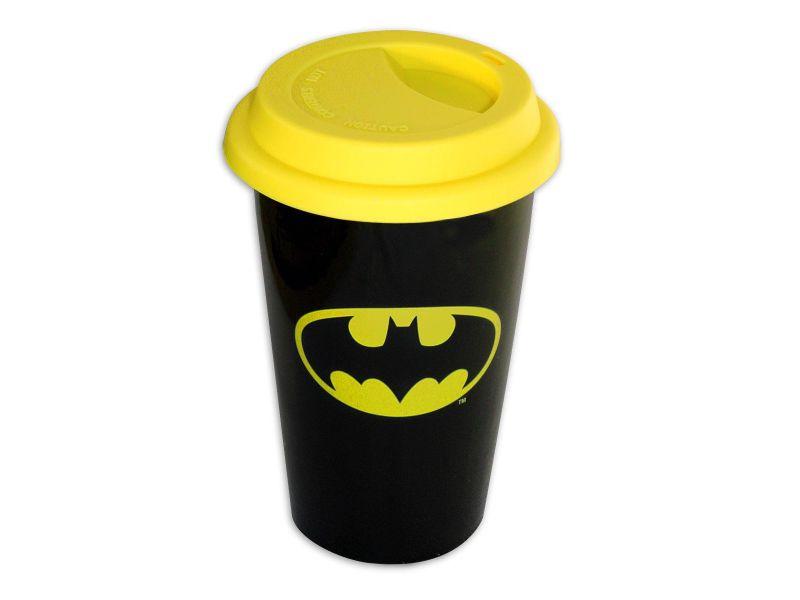 Batman Kaffeebecher Vorschau
