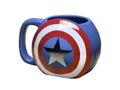 Captain America Tasse Vorschau