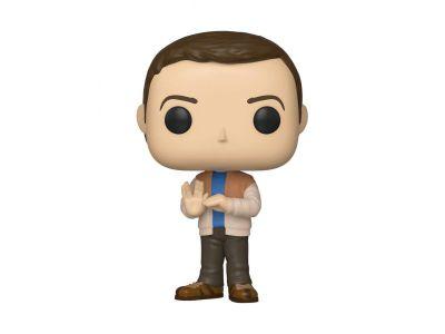 Sheldon Cooper Funko Pop Vorschau