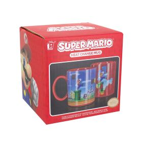 Super Mario Thermoeffekt Tasse Galerie 2