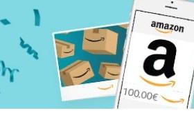 Amazon Gutschein Vorschau