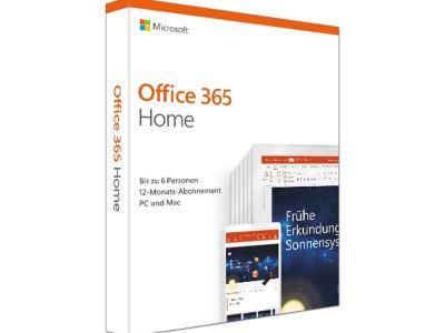 Microsoft Office 365 Vorschau