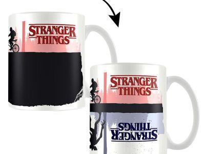 Stranger Things Kaffeebecher Vorschau