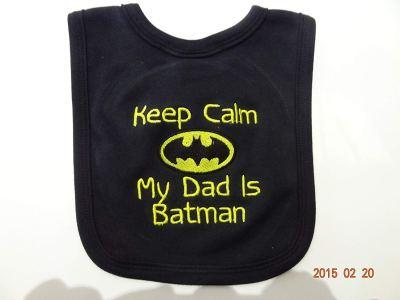 Batman Lätzchen Vorschau