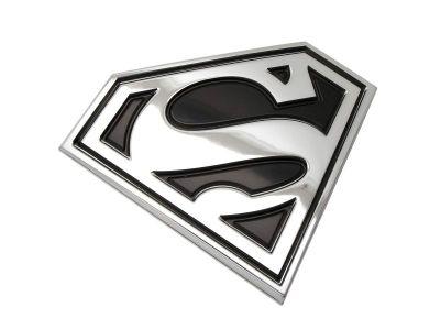 Superman Auto Aufkleber Vorschau