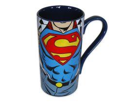 Superman Latte Macchiato Tasse Vorschau