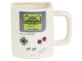 Game Boy Tasse mit Keksfach