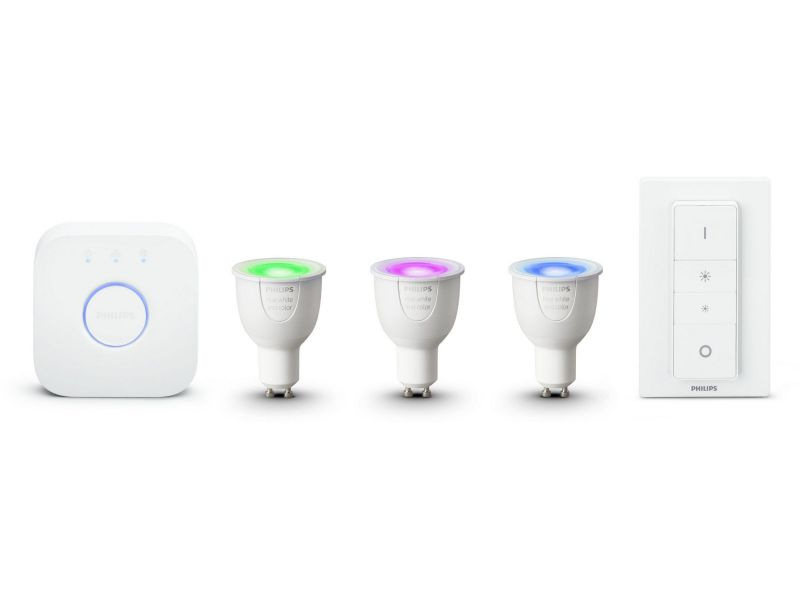 philips hue white and color starter set