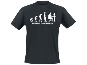 Shirt Gamer Evoluttion