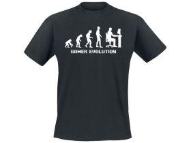 Shirt Gamer Evoluttion