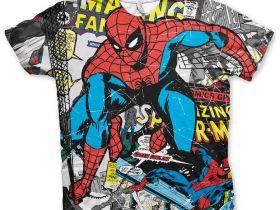 Spiderman Shirt Vorschau