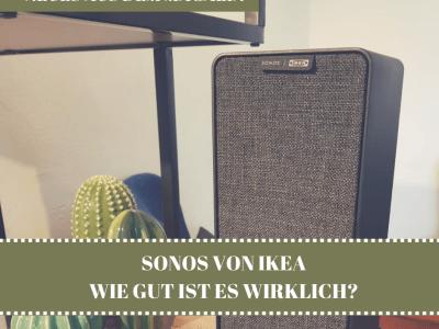 Gadgetgecko Sonos von Ikea Test