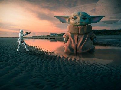 Baby Yoda Vorschau