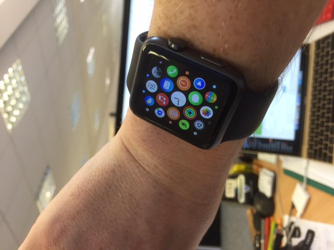 Apple Watch Sport Review