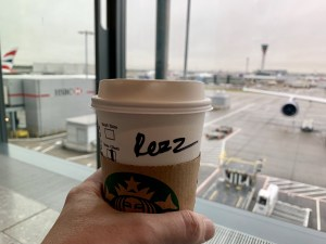 free unlimited starbucks coffee uk