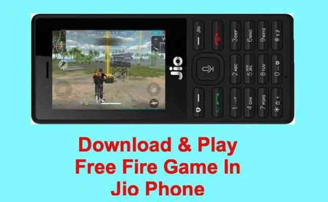How To Download Free Fire Game On Jio Phone Play Online