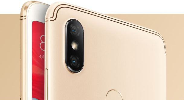 The Xiaomi Redmi Y2 comes with dual rear camera of 12MP and a 5MP sensor.
