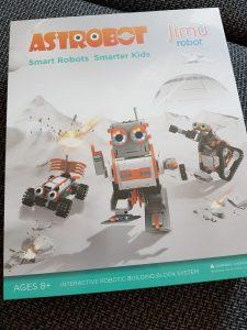 Verpackung Astrobot