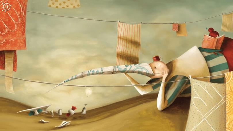 Träumen: Anna und der Riese