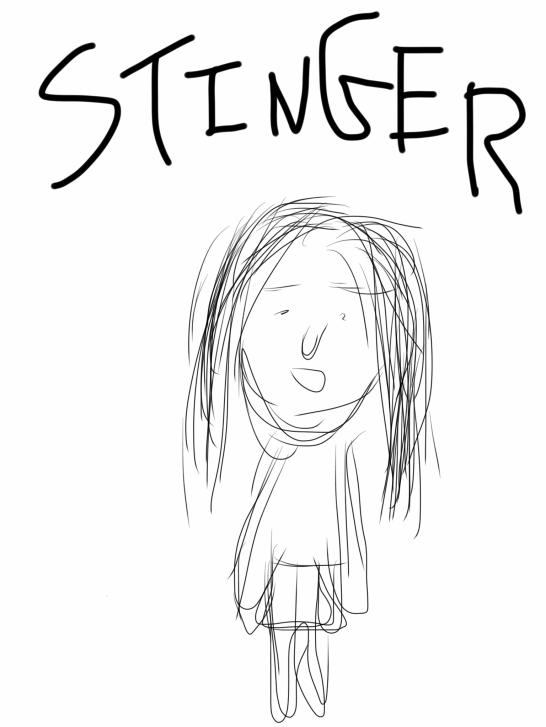 Stinger擬人化arimax